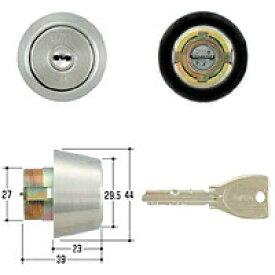 MIWA 鍵 交換用シリンダー PRシリンダー MIWA-BH(DZ)タイプ交換シリンダー シルバー色