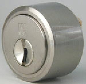 《4-1》GOAL LX交換タイプWESTリプレイスシリンダー取替え用■シルバー色■ドアの厚み29〜43mm対応品■ドアのタイプは、左右共用タイプ■標準キー3本+合鍵1本付き