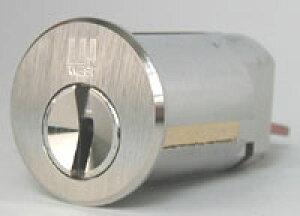 《3》WEST リプレイスシリンダーGOAL 4350用 玄関の鍵(カギ)の取替シリンダー■ドア厚み36〜40mm対応■左右共用タイプ■標準キー3本+合鍵1本サービス