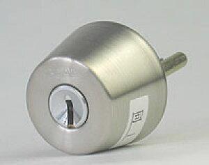 (1) GOAL・V18-AD用 玄関 鍵(カギ) 交換 取替えシリンダー(1個だけ交換する場合)■標準キー3本+合鍵1本付き■全3色:シルバー/ゴールド/ブラウン