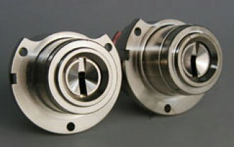 (1) 442 WEST replace cylinder replacement cylinder, two identical keyset (MCY common 442-447)