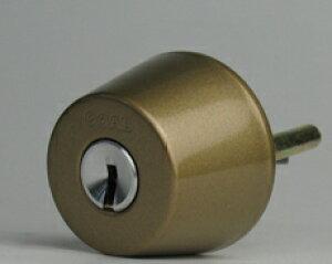 GOAL・V18-AD用 玄関 鍵(カギ) 交換 取替えシリンダー■標準キー3本+合鍵1本付き■全3色:シルバー/ゴールド/ブラウン