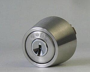 MIWA LSP用 玄関 鍵(カギ) 交換 取替えシリンダー(GOAL V18シリンダー)■標準キー3本+合鍵1本付き■
