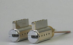 GOAL PG+GD 玄関 鍵(カギ) 交換 取替え用シリンダー(MUL-T-LOCK)2個同一キーセット■標準キー3本+合鍵1本付き■【送料無料】