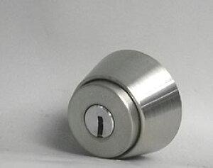 MIWA BH用 玄関 鍵(カギ) 交換 取替えシリンダー(GOAL V18シリンダー)【ドアの厚み32〜43mm】・全3色:シルバー/ゴールド/ブラウン・標準キー3本+合鍵1本付き