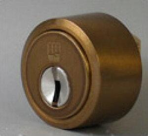 《4-3》GOAL LX交換タイプWESTリプレイスシリンダー取替え用■ブラウン(ブロンズ)色■ドアの厚み29〜43mm対応品■ドアのタイプは、左右共用タイプ■標準キー3本+合鍵1本付き
