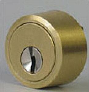 《4-2》GOAL LX交換タイプWESTリプレイスシリンダー取替え用■ゴールド色■ドアの厚み29〜43mm対応品■ドアのタイプは、左右共用タイプ■標準キー3本+合鍵1本付き