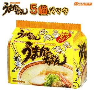 うまかっちゃん ハウス食品 レギュラー 5個パック ラーメン インスタントラーメン