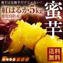 【送料無料】「鹿児島 さつまいも 紅はるか 1kg」サイズ不揃 さつま芋 サツマイモ