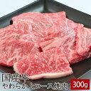 国産牛やわらか上ロース焼肉 300g