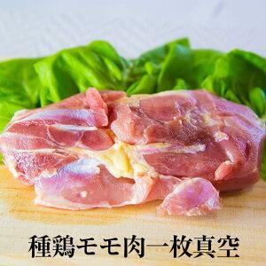 種鶏モモ肉一枚真空 約1kg × 3パック 鶏肉 種鶏 もも肉 モモ肉 冷凍 おつまみ セット ギフト プレゼント 小分け 業務用 産地直送 送料無料 南豊 かごしまや