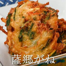 がね かき揚げ キッチンヌーボー かごしまや 郷土料理 天ぷら 惣菜 セット ギフト もちもち 野菜 鹿児島