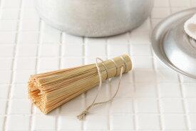 竹製 ささら 全長約12cm(紐付き)■メール便対応 8個まで
