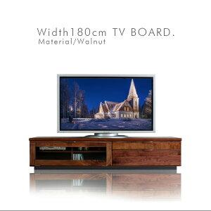 送料無料ウォールナットオークTV台テレビボード北欧