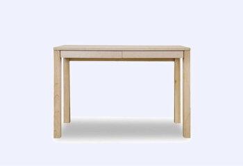 天然木ウォールナット・メープル無垢材の木の机・北欧モダン,杉工場,木と風,オイル塗装