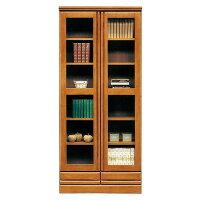本棚完成品書棚幅80cm(開梱設置無料)