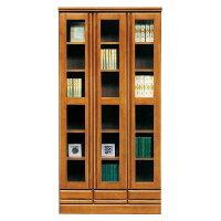 本棚完成品書棚幅90cm(開梱設置無料)