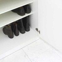 下駄箱シューズボックス幅80cm完成品北欧モダン引出し付靴箱玄関収納ハイタイプ日本製開梱設置無料05P12Oct14