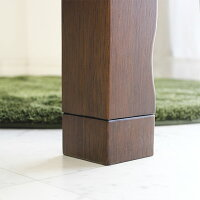 家具調こたつコタツこたつ長方形センターテーブルロータイプ炬燵送料無料