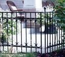 Park avenue fence【フェンス】ガーデン 高級感【おしゃれ】ヨーロピアン シンプル 上品 仕切り 庭