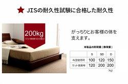 【セミダブルベッド】【高密度アドバンスポケットコイル】Mundoデザインローベッドフロアベッドベット寝具シンプル通気性木製日本製国産モダン