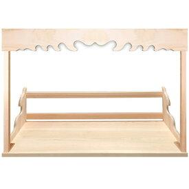 【神棚 棚板】総桧 高級 神棚板/雲海1100/雲板セット付き