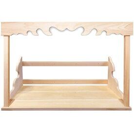 【神棚 棚板】総桧 高級神棚板/雲海900/奥行45cm/雲板セット付き