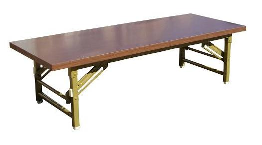 Lovely Folding Conference Table Table Wide (tall) Length 120X60cm Conference  Tables Conference Desk Completed Assembly Unwanted Kaiseki Commercial Order  Low Table