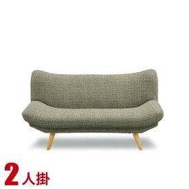 【送料無料/設置無料】 完成品 輸入品 ソファ ララ 2P FAB MIX ソファー ソファベッド ソファーベッド 椅子 いす 座椅子