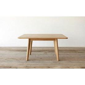 送料無料 開梱設置テーブル ダイニングLDテーブルオーク 完成品 国産「シクロ」