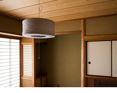 ペンダントライト和風モダンリネンデザイン照明インテリア照明デザインライトインテリアライトムードライトLuCercaLoloペンダントライト3灯リビングダイニング商用店舗用和モダンおしゃれ