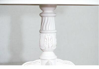 マホガニー椅子テーブルセット木製アンティーク猫脚チェア姫家具プリンセス家具ホワイト白チェアー椅子
