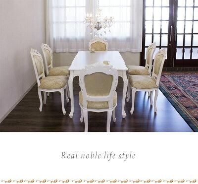 マホガニーテーブル木製アンティーク猫脚姫家具プリンセス家具ホワイト