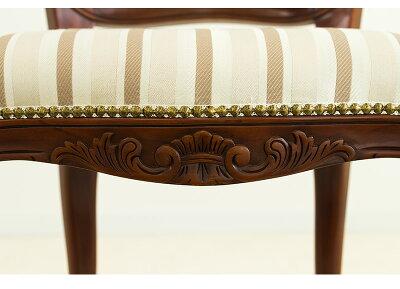 ロココ調の家具でお部屋をエレガントに演出アンティーク調テーブルセット家具ヨーロピアン家具