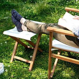 アウトドア スツール 木製 オシャレ スツール パティオ スツール 木製 椅子 玄関 腰掛イス 玄関ベンチ 玄関椅子 腰掛け 折りたたみ おしゃれ かわいい 人気 布地 ファブリック 送料無料 【送料込み】 新生活 天然木(無垢材) 組立不要