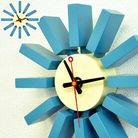 ジョージネルソンデザイン ブロッククロックCL-06 ネルソン クロック リプロダクト商品 デザイン時計 壁掛け時計 壁時計 ウォールクロック 北欧 復刻 デザイナーズ リプロダクト ジェネリック レプリカ AWL【送料込み】 新生活