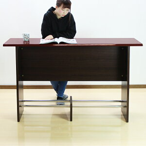 【アウトレット 訳あり】 カウンターテーブル 対面 パソコンデスク ワークデスク 幅150cm 高さ90cm シンプル バーテーブル 150 木製 対面カウンター デスク 奥行45 スリム キッチン バーカウンタ