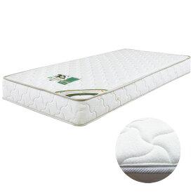マットレス ポケットコイルマットレス コイル数 660個 厚み 22センチ ダブル ファブリック ニット生地 低反発 ウレタン 布製 シンプル ホワイト 白色 寝具 ベッド ダブルマット ポケットマット Dマット