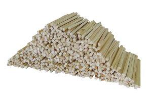 【送料無料】ヒノキ薪20kg キャンプやバーベキュー、薪ストーブの焚き付けに便利な小割済みヒノキの焚き付け材 端材