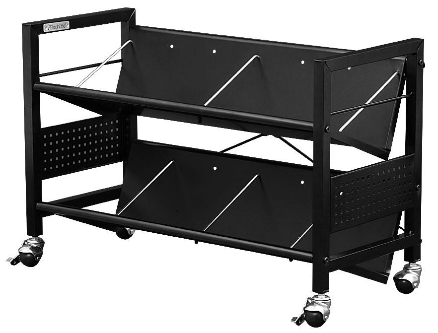 デスク下ワゴン デスク下のデッドスペースを有効活用 Be's製:Bauhutteシリーズ 送料無料 BHS-700U 新品 オフィス家具