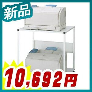 プリンタラックOAテーブルプリンター台移動式テーブル【ジョインテックス製】W650xD600xH700【GW-650PR】【新品】【オフィス家具】【キャスター付】