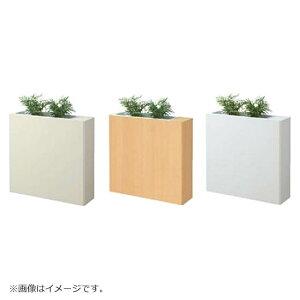 受注生産品 フラワーボックス ローカウンター用 プランター 受注生産品 日本製 完成品 セイコー製:NSカウンターシリーズ 送料無料 W730xD222xH711 EFH-N70 新品 オフィス家具