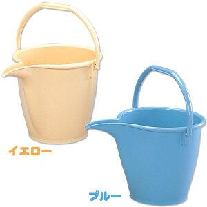 【8L】ガーデニングバケツ GDB-8 (ブルー/イエロー) ガーデン ガーデニング 園芸 花 植物 アイリスオーヤマ 新生活