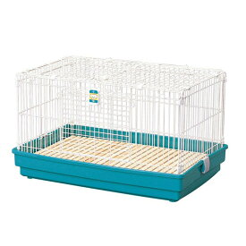 ラビットケージ UK-800ワイド グリーン ペット用品 ペットと暮らす 飼育 生活用品 アイリスオーヤマ 新生活