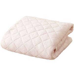 寝具敷きパッド敷パッドひんやりクール冷たい接触冷感敷きパットダブル京都西川