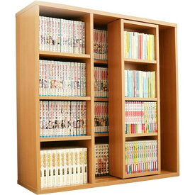 本棚 書棚 スライド本棚 ブックラック スライド 収納棚 本収納 整理棚 コミックラック すきま 隙間収納 すきま収納 収納 木製 アイリスオーヤマ おしゃれ フリーラック シンプル CD DVD 漫画 文庫本 CSS-9090 一人 [12ss10]