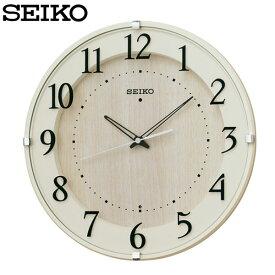 掛け時計 セイコー 電波掛時計 KX397A SEIKO ナチュラルスタイル【HD】【時計 ブランド 掛時計 新生活】【TC】
