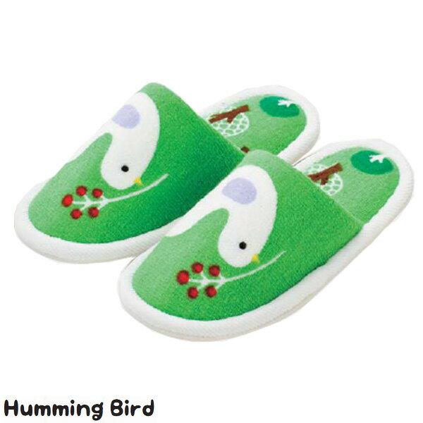 【TC】Humming Bird FL-7761 インターフォルム トイレスリッパ トイレタリー インテリア スリッパ 生活雑貨 鳥 日用品 Toiletry カラフル 一人暮らし 新生活 可愛い ファンシー 【B】【INTERFORM】【NGL】【取寄せ品】