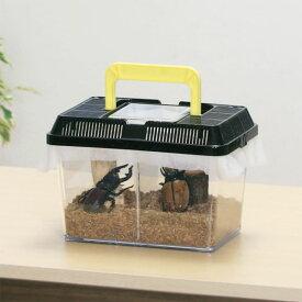 飼育ケース(仕切り付き) CHI-S ブラック ペット用品 ペットと暮らす 飼育 生活用品 アイリスオーヤマ 新生活