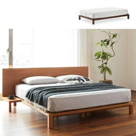【お見積もり商品に付き、価格はお問い合わせ下さい】日本ベッドフレーム CQ INEMA イネマ ヘッドオフウォルナット C962 ブラックチェリー C961クイーンサイズ 寝具 ベッド フレーム